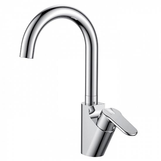 Смеситель D&K DA1122401 для кухни смеситель для кухни d lin d157458