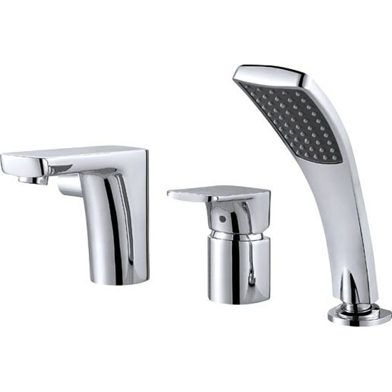 Смеситель D&K DA1434901 для ванны смеситель d