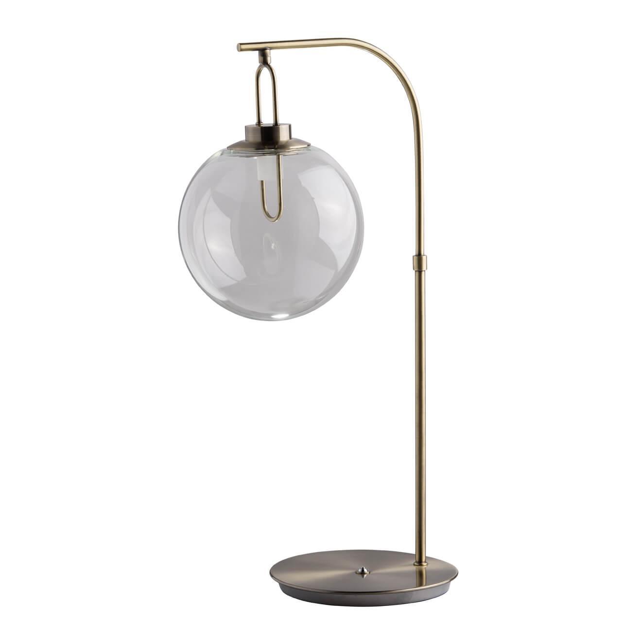 Настольная лампа De Markt Крайс 5 657031801 настольная лампа de markt крайс 657030301
