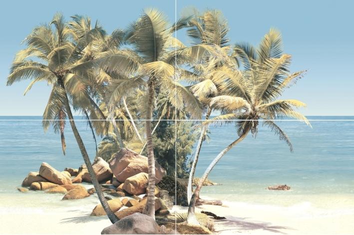 Mauritius Панно P4-1D138 60х40 (из 4-х пл.) цена