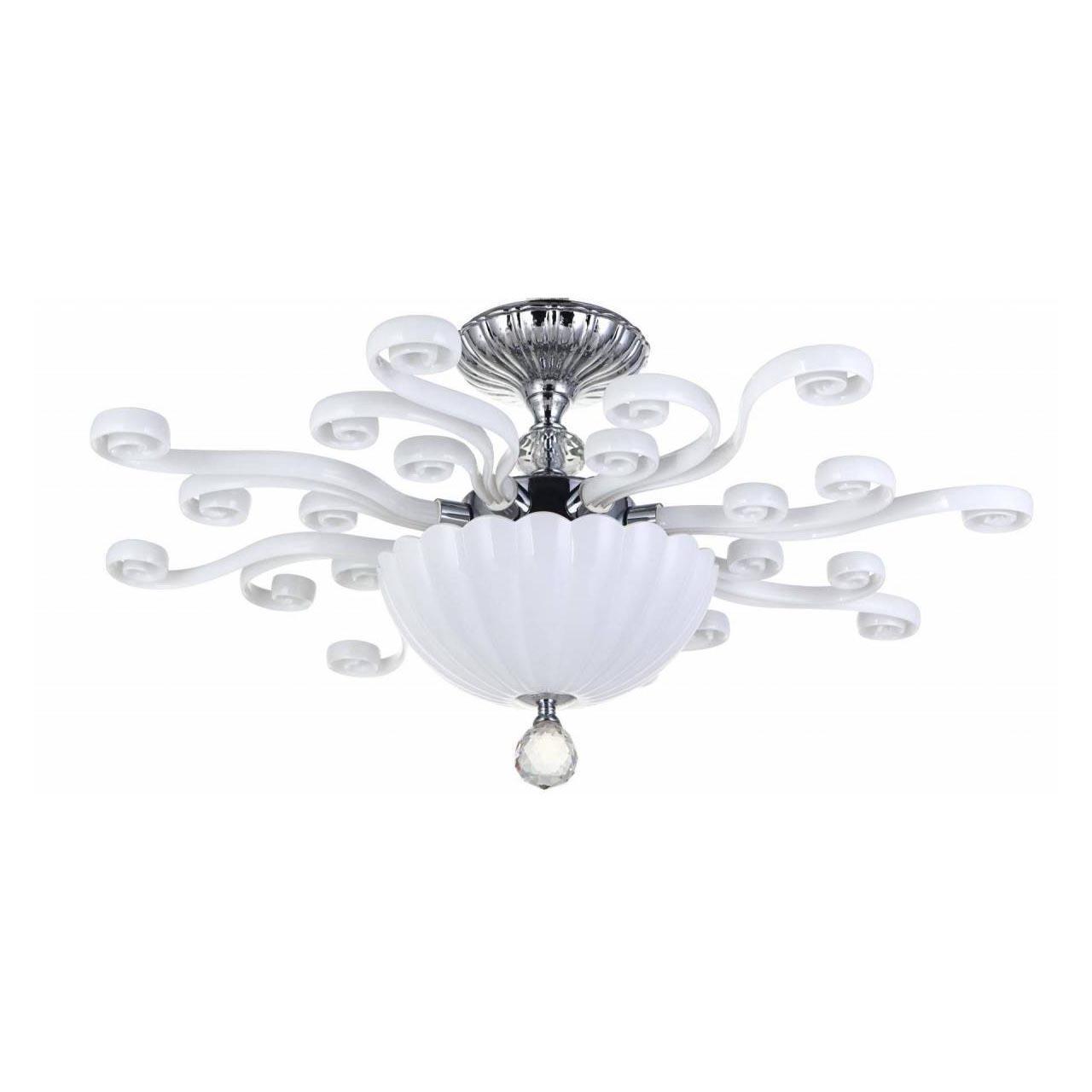 Потолочный светильник Divinare Albedo 8819/03 PL-3 divinare потолочный светильник divinare biscotto 4005 01 pl 3