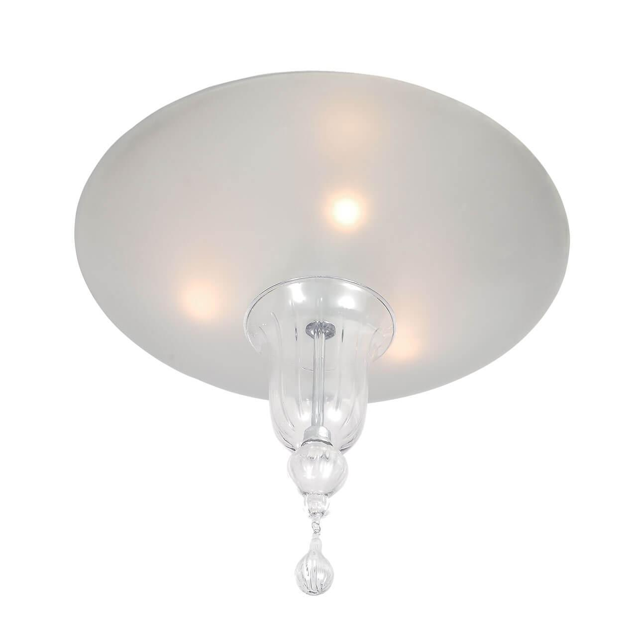 Потолочный светильник Divinare Goccia 4002/02 PL-3 divinare потолочный светильник divinare biscotto 4005 01 pl 3