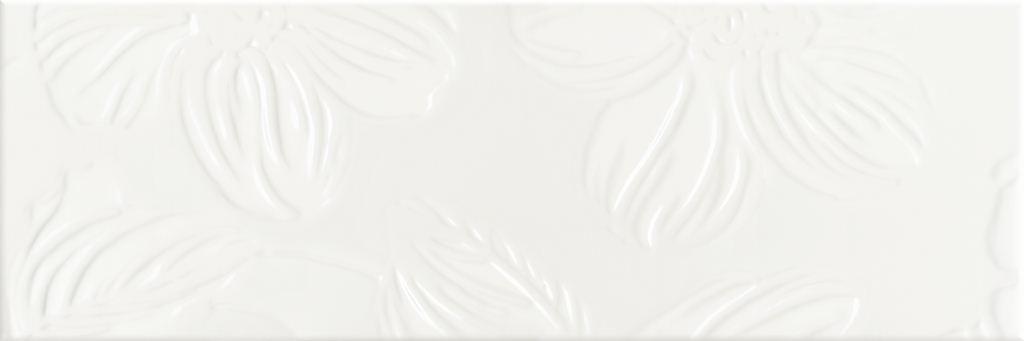 Настенная плитка Domino Dec Anya Shape White 20х60