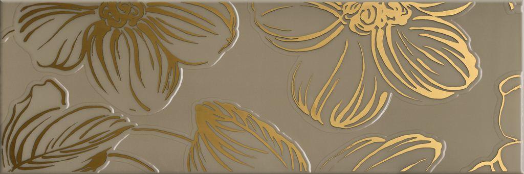 Декор Domino Dec Anya Gold Brown 20х60 настенная плитка domino dec anya shape cream 20х60