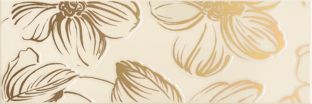 Декор Domino Dec Anya Gold Cream 20х60 декор ceramica classic tile water dec 3 40x20