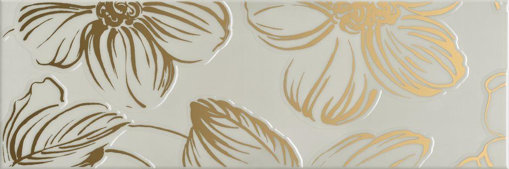 Декор Domino Dec Anya Gold Grey 20х60 настенная плитка domino dec anya shape cream 20х60
