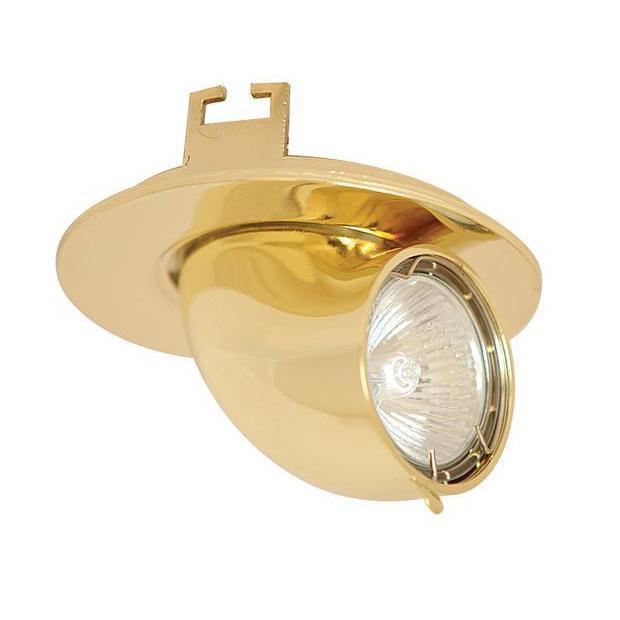 Встраиваемый светильник Donolux A1602-KG donolux a1602 kg