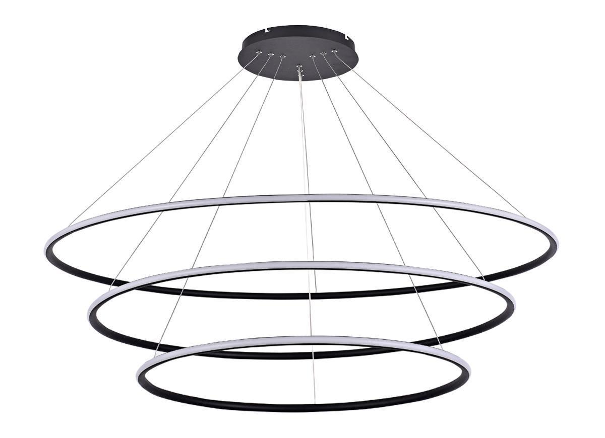 Подвесной светодиодный светильник Donolux S111024/3R 180W Black Out