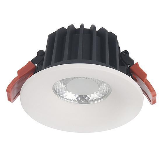 Встраиваемый светодиодный светильник Donolux DL18838/9W White R Dim 3000K diy 3w 3000k 315lm warm white light round cob led module 9 11v