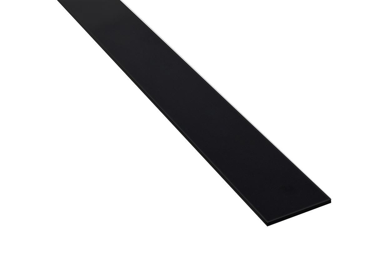 Заглушка для магнитного шинопровода Decorative Element DLM/X black