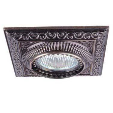 Встраиваемый светильник Donolux SN1583-Antique bronze free shipping european style bathroom accessories luxurious antique bronze single glass shelf cosmetic rack wholesale 62011