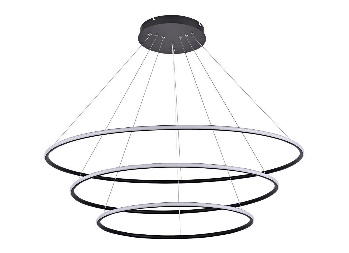 Подвесной светодиодный светильник Donolux S111024/3R 144W Black Out