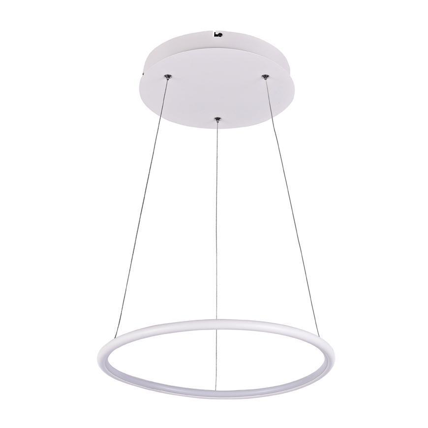 Подвесной светодиодный светильник Donolux S111024/1R 24W White In