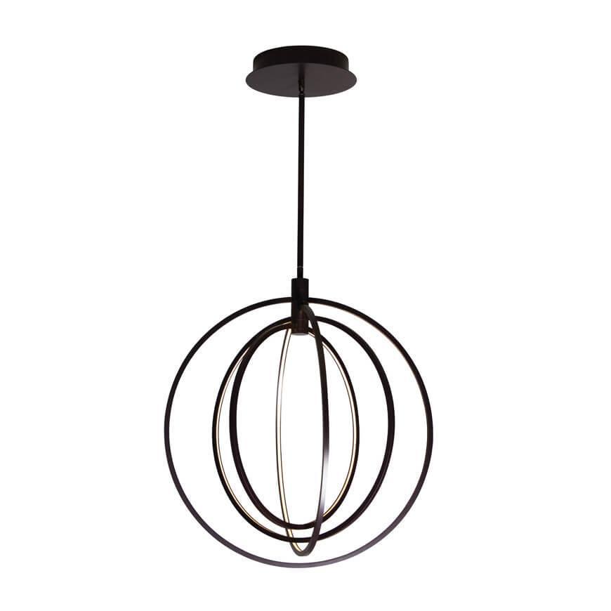 Подвесной светодиодный светильник Donolux S111030/4 D680 подвесной светильник donolux la cella s110174 4