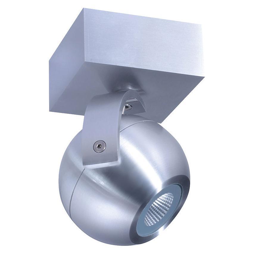 Спот Donolux DL18395/11WW-Alu светильник dl18424 11ww alu donolux