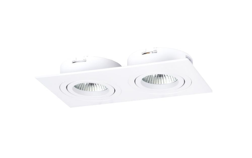 Встраиваемый светильник Donolux SA1522-White пылесос supra vcs 2082