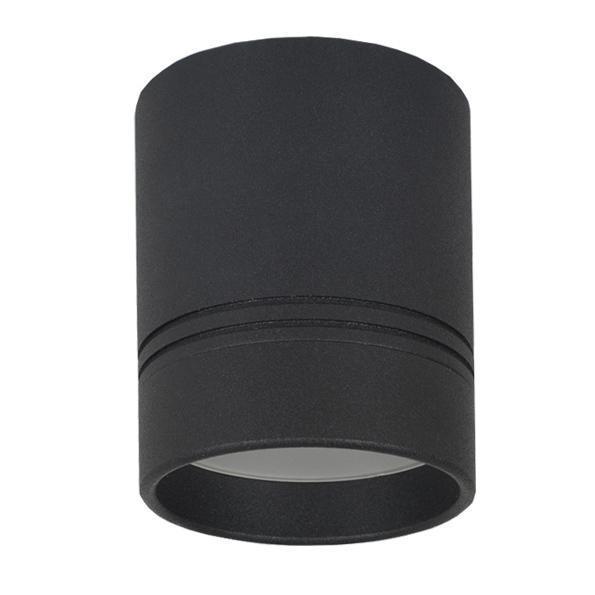 Потолочный светильник Donolux DL18481/WW-Black R потолочный светильник donolux dl18481 ww black r