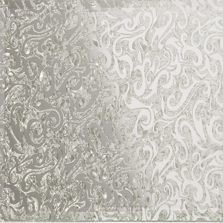 Квадратная зеркальная серебряная плитка Алладин-3 КЗСАл-3 - 250х250 мм/10шт functional fabric furniture sectional fold out sofa bed