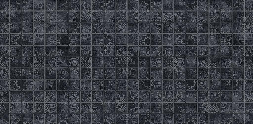 Декор Dualgres Mosaico Deluxe Black 30х60