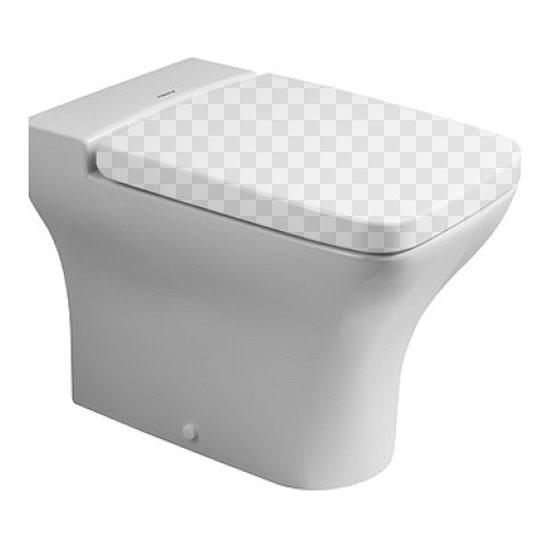 Приставной унитаз Duravit Pura Vida 213209 без сидения унитаз приставной duravit d code 21150900002
