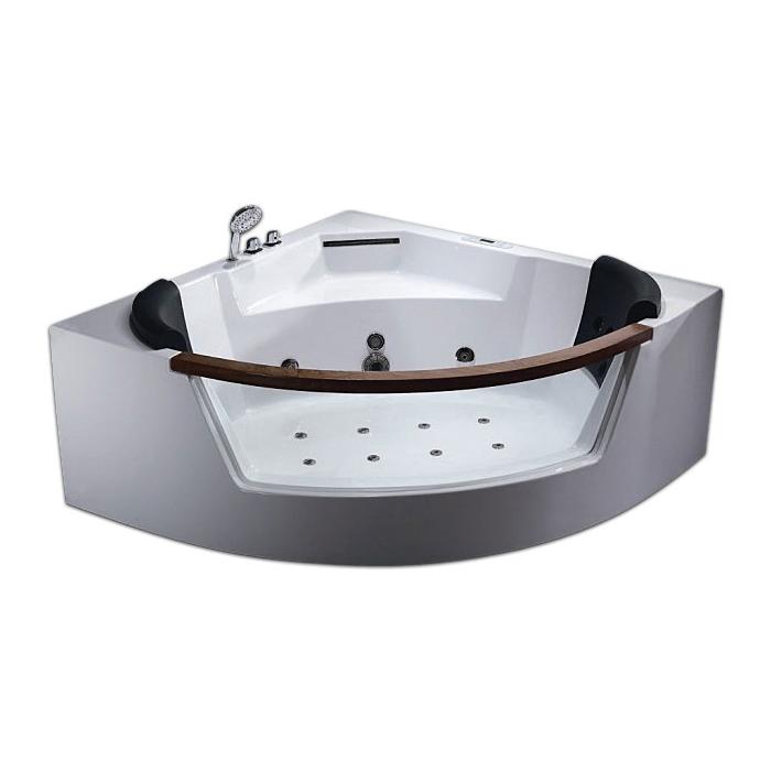 Акриловая ванна Eago AM197JDTS-1Z summer infant детская ванна с гидромассажем