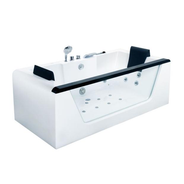 Акриловая ванна Eago AM196S гидромассажная ванна д ног pmb 0805 polaris