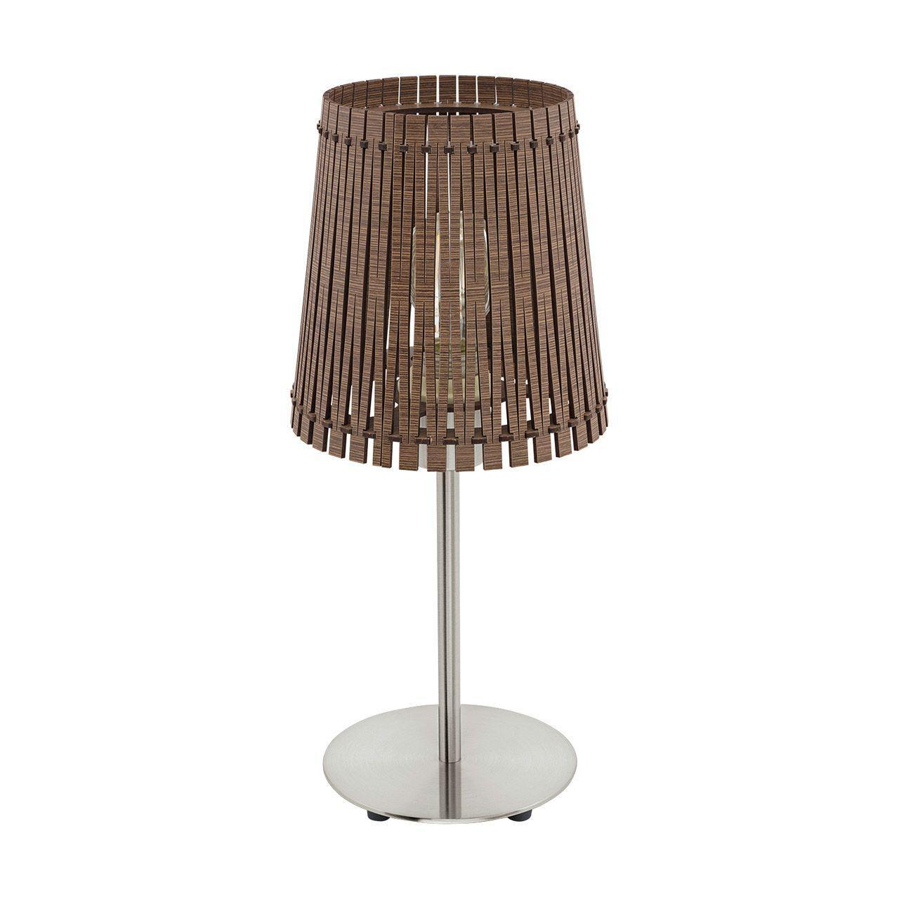 Настольная лампа Eglo Sendero 96203 настольная лампа eglo sendero 96189