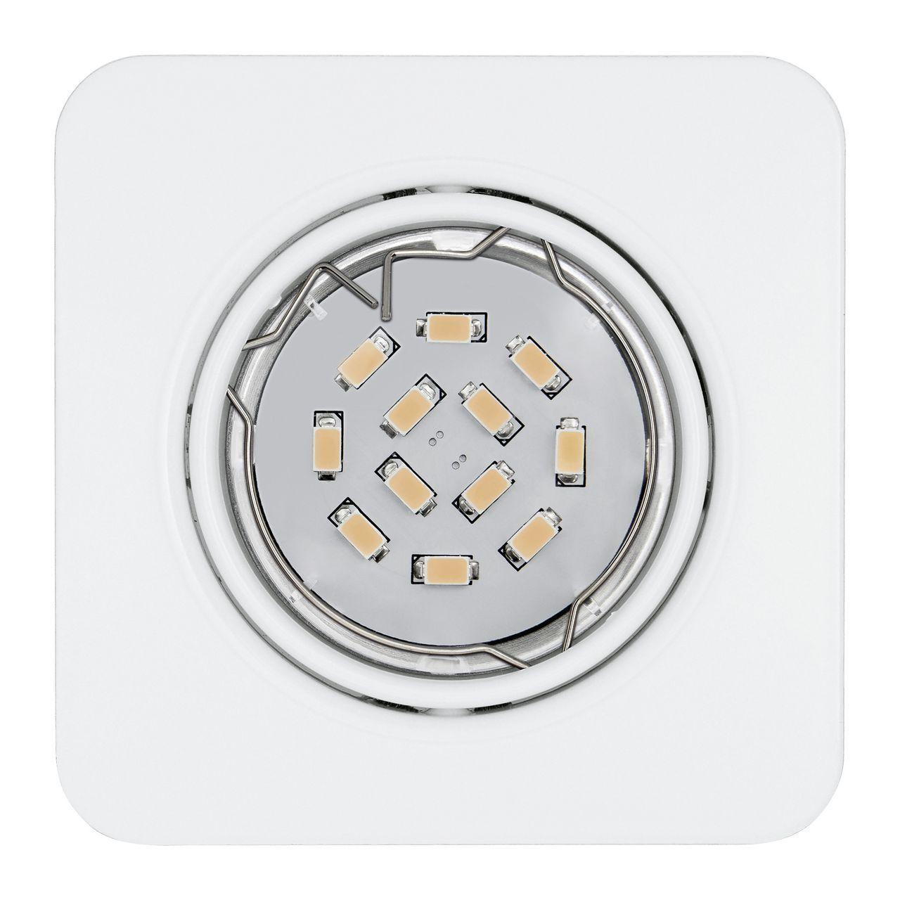 Встраиваемый светильник Eglo Peneto 94266 eglo встраиваемый светодиодный светильник eglo peneto 1 95894