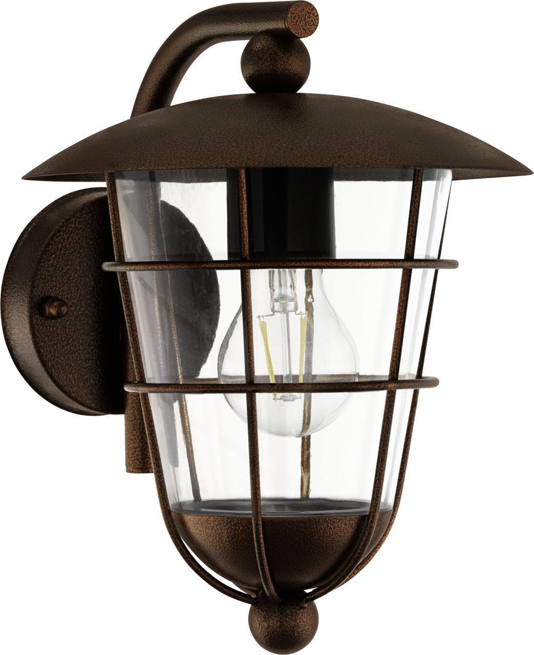 Уличный настенный светильник Eglo Pulfero 1 94855 уличный настенный светильник eglo pulfero 1 94854