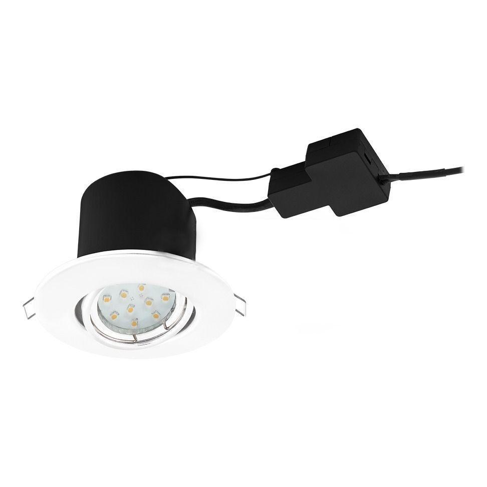 Встраиваемый светодиодный светильник Eglo Peneto 2 96862 eglo встраиваемый светильник eglo peneto 94239