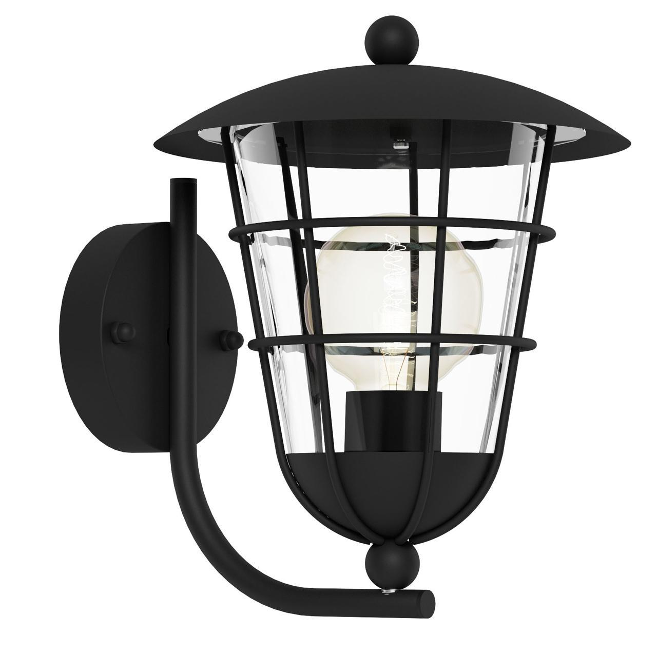 Уличный настенный светильник Eglo Pulfero 94834 уличный настенный светильник eglo pulfero 1 94854