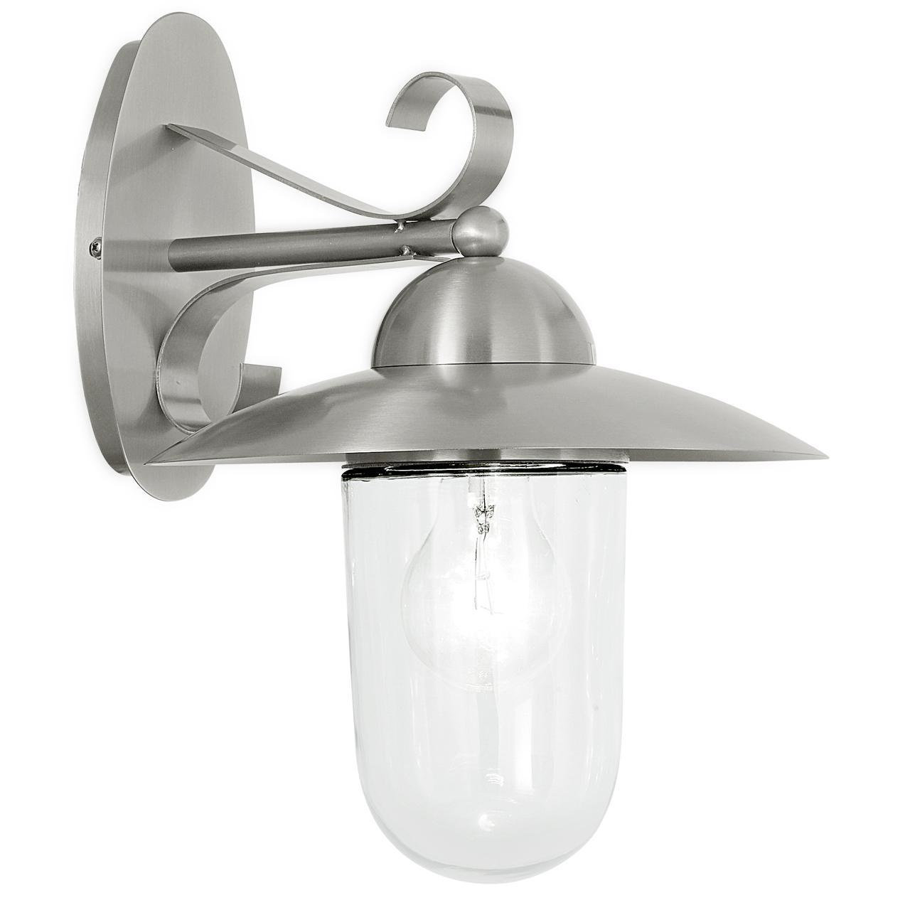 Уличный настенный светильник Eglo Milton 83588 цены онлайн