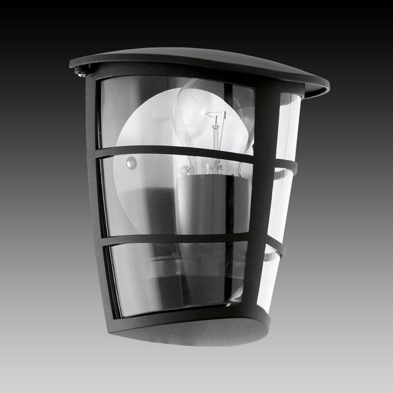 Уличный настенный светильник Eglo Aloria 93407 цена