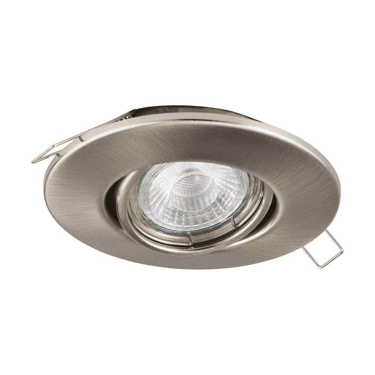 Встраиваемый светодиодный светильник Eglo Tedo 1 95356 встраиваемый светодиодный светильник eglo tedo 1 95356