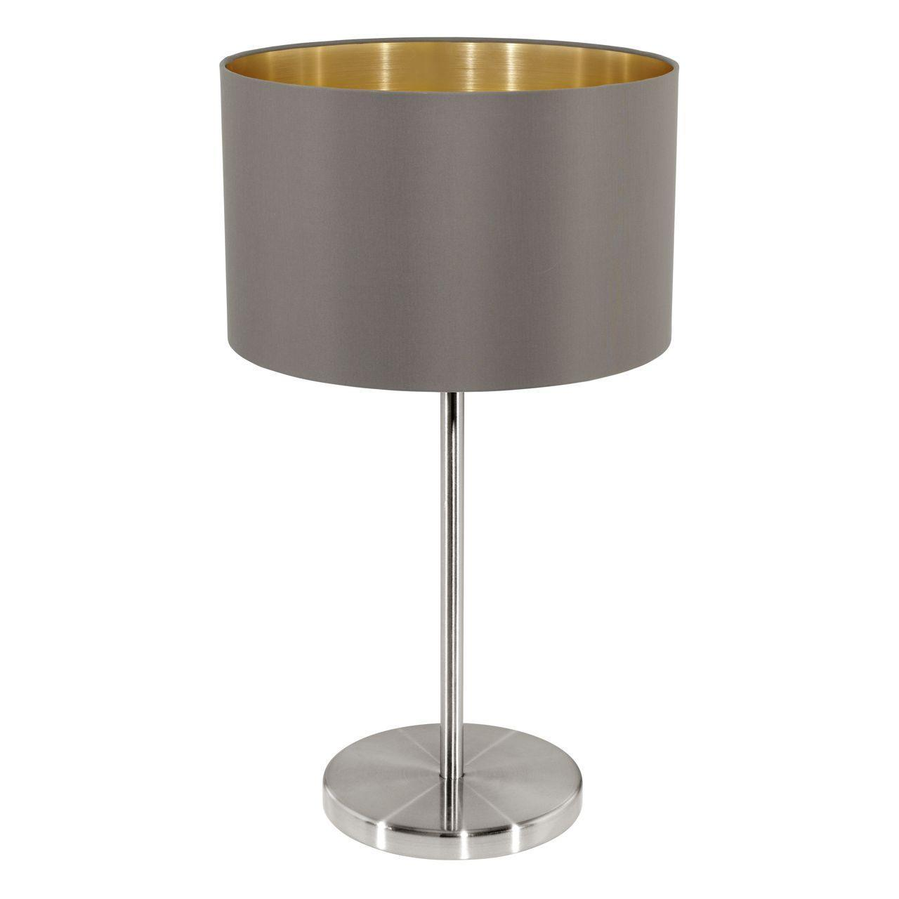 Настольная лампа Eglo Maserlo 31631 eglo настольная лампа декоративная maserlo