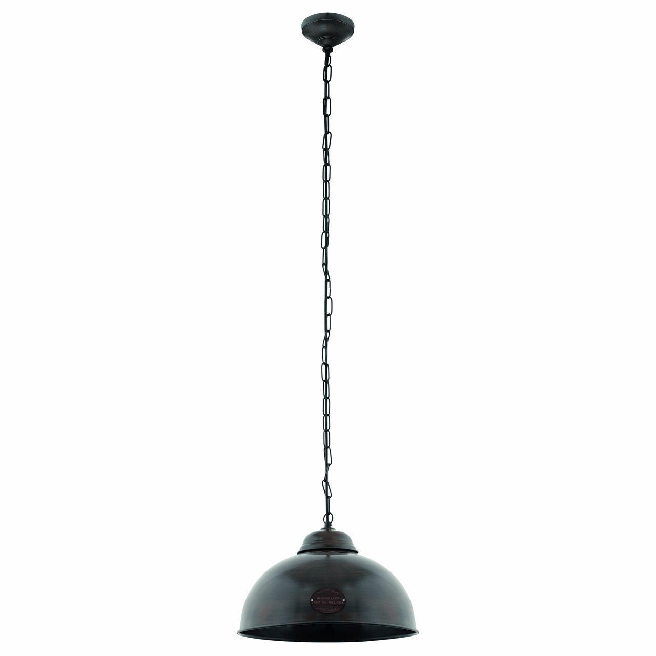 Подвесной светильник Eglo Truro 2 49632 подвесной светильник eglo truro 2 49389