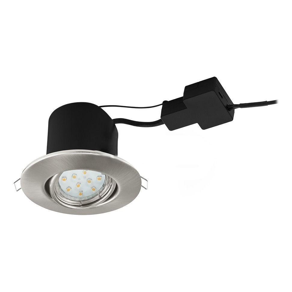 Встраиваемый светодиодный светильник Eglo Peneto 2 96861 eglo встраиваемый светильник eglo peneto 94239