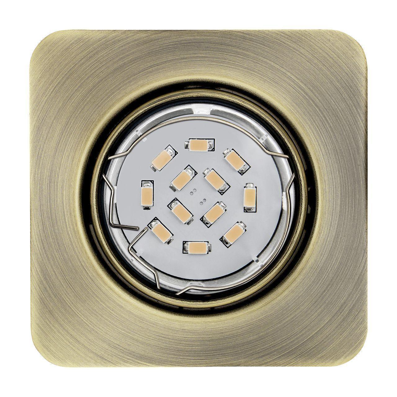 Встраиваемый светильник Eglo Peneto 94265 eglo встраиваемый светильник eglo peneto 94239