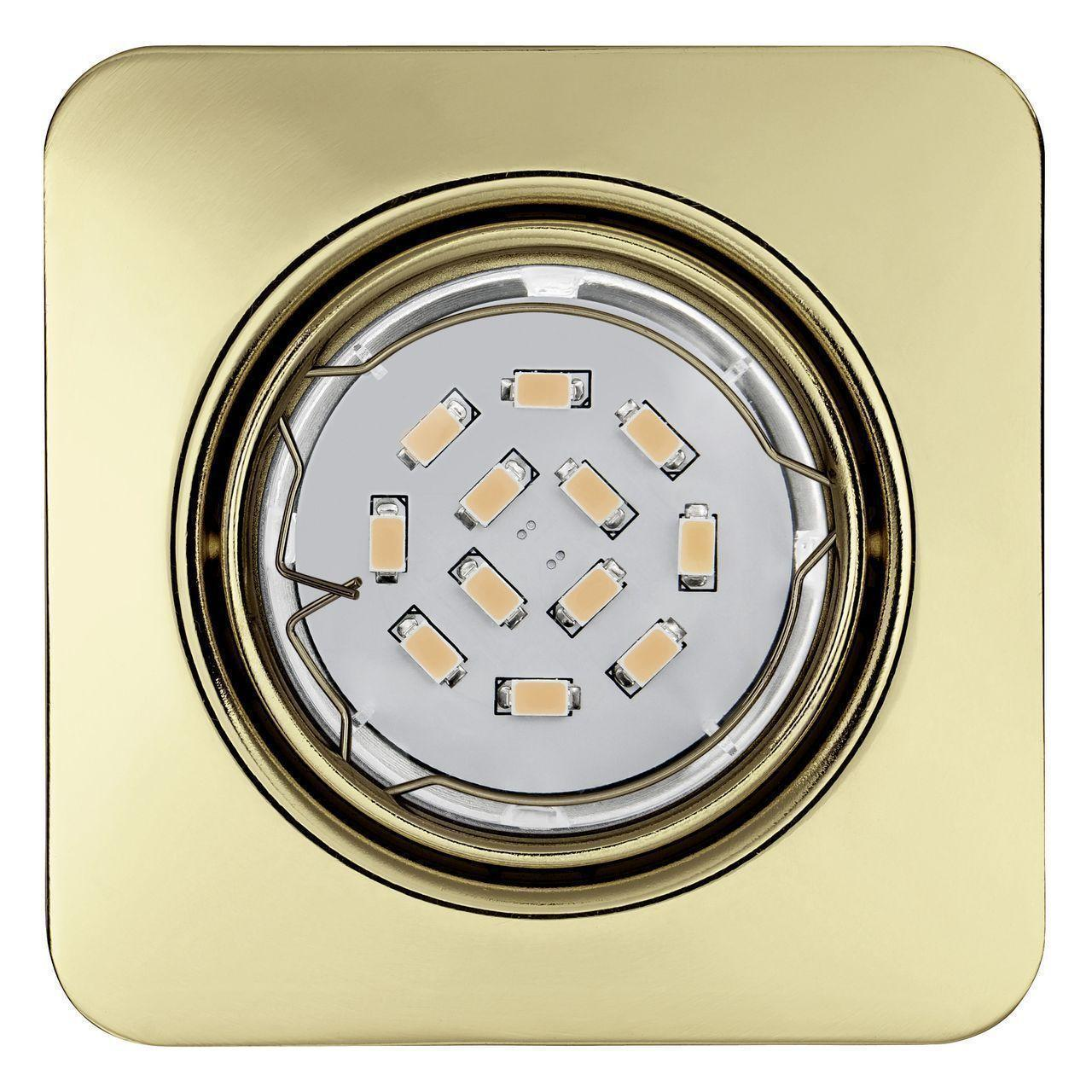 Встраиваемый светильник Eglo Peneto 94402 eglo встраиваемый светильник eglo peneto 94239