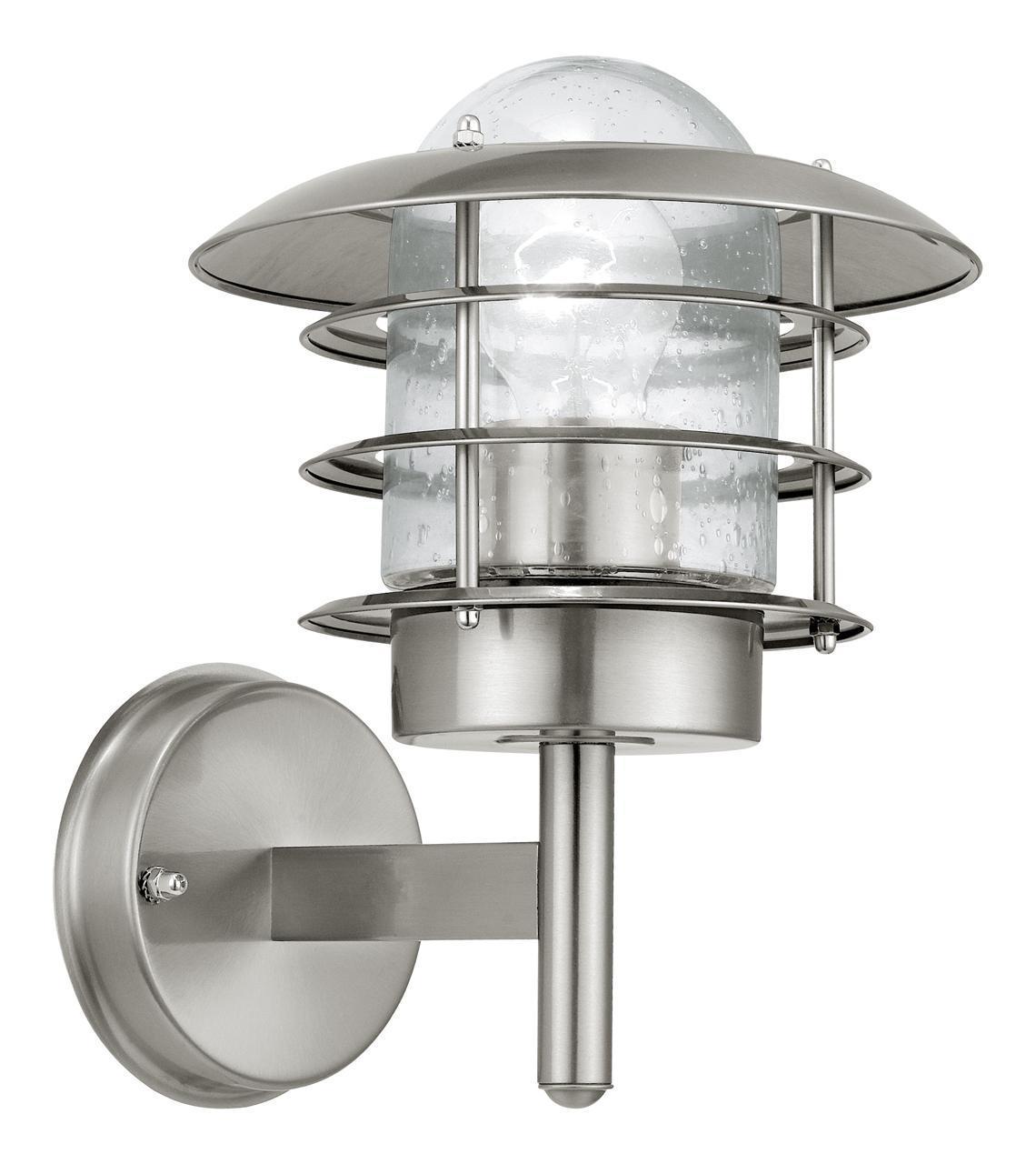 Уличный настенный светильник Eglo Mouna 30181 наземный низкий светильник eglo mouna 30182