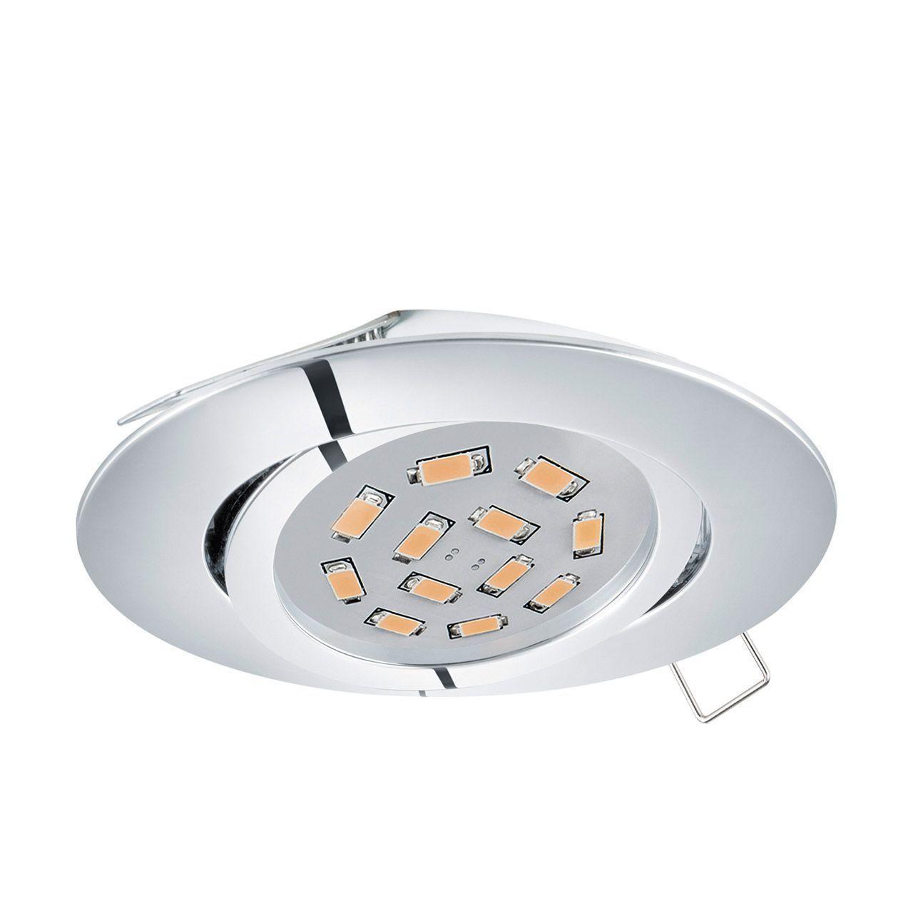 Встраиваемый светодиодный светильник Eglo Tedo 95361 встраиваемый светодиодный светильник eglo tedo 1 95356