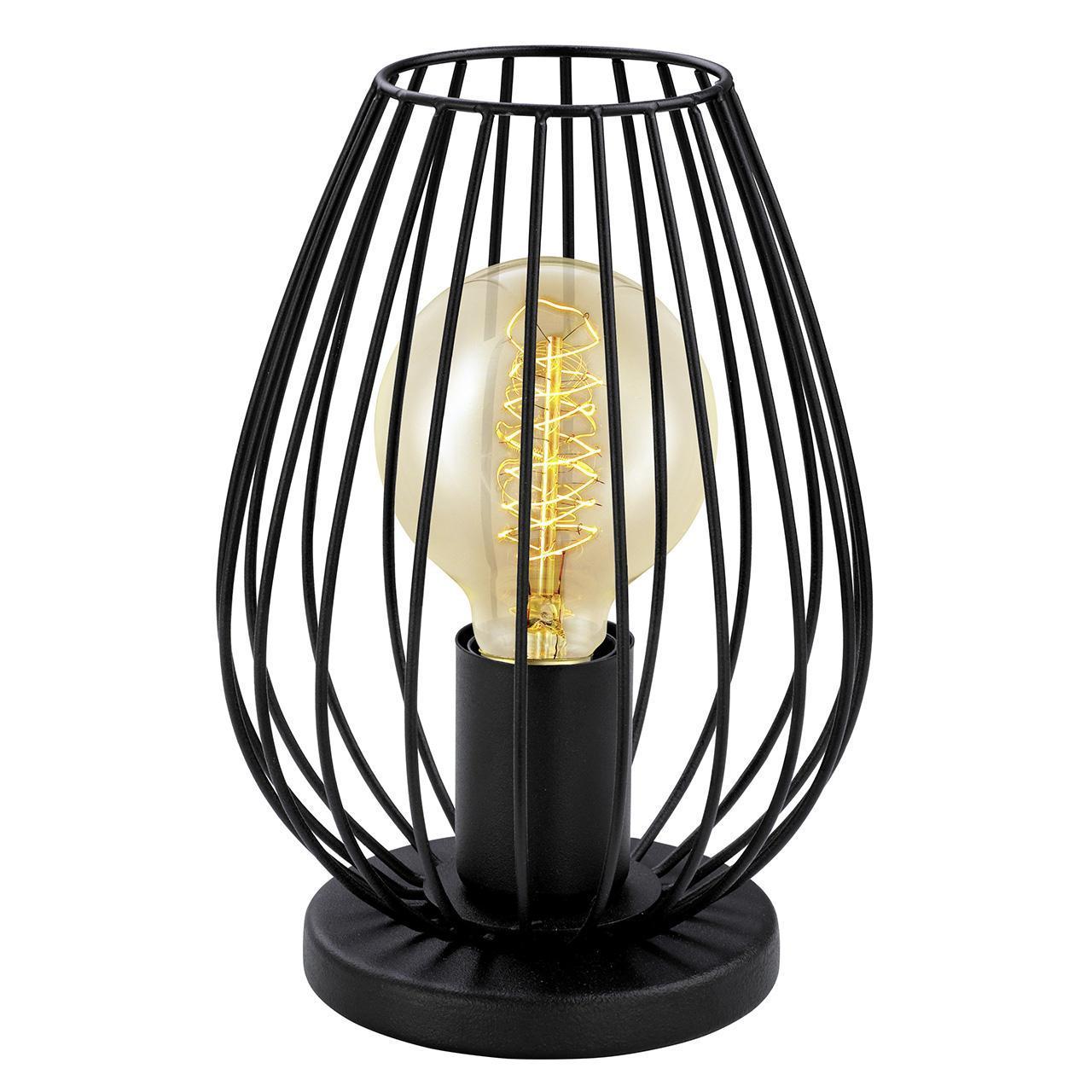 Настольная лампа Eglo Newtown 49481 подвесная люстра eglo newtown 49479