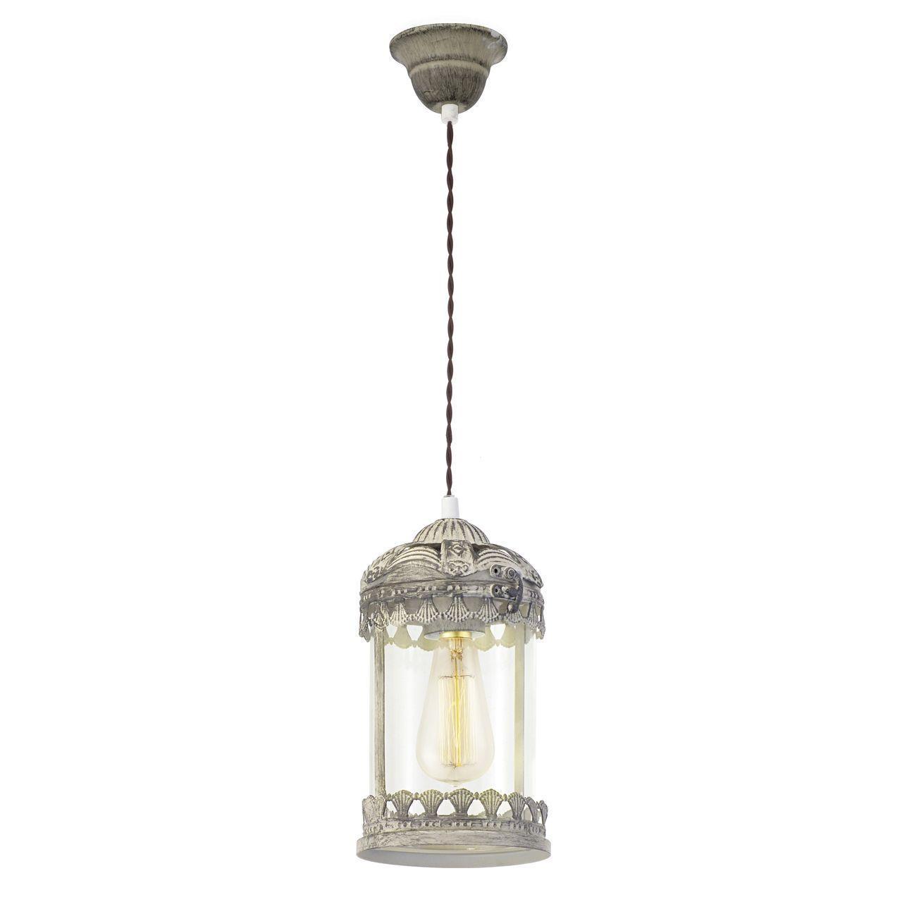 Подвесной светильник Eglo Vintage 49203 подвесной светильник eglo vintage 49214