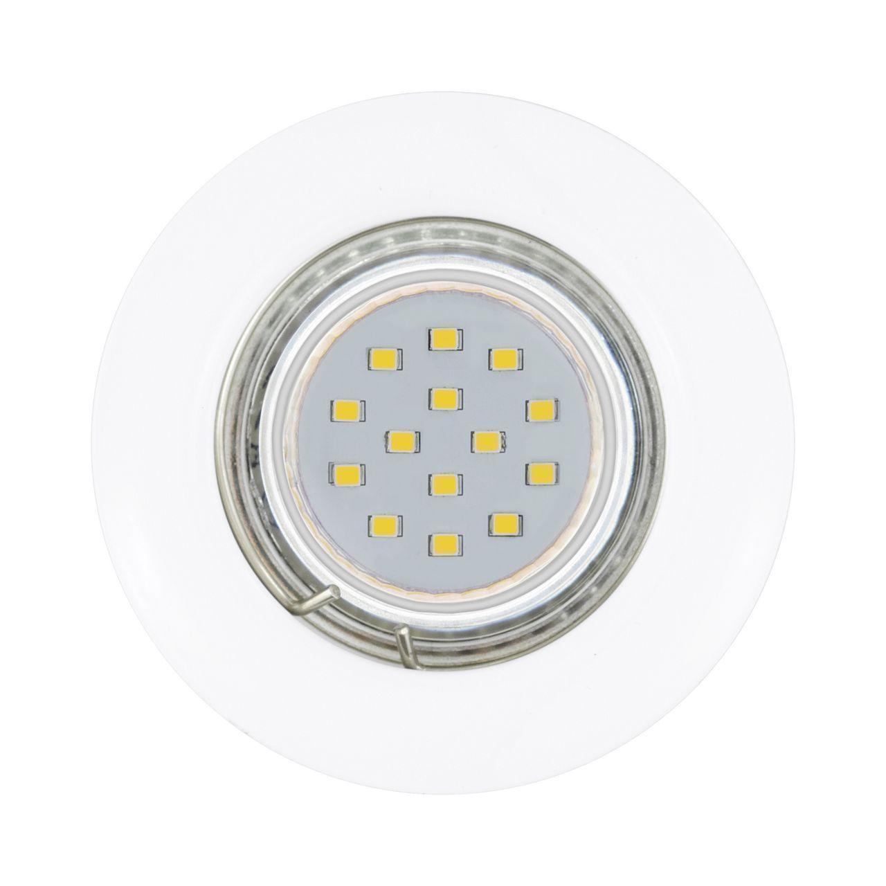 Встраиваемый светильник Eglo Peneto 94235 eglo встраиваемый светильник eglo peneto 94239