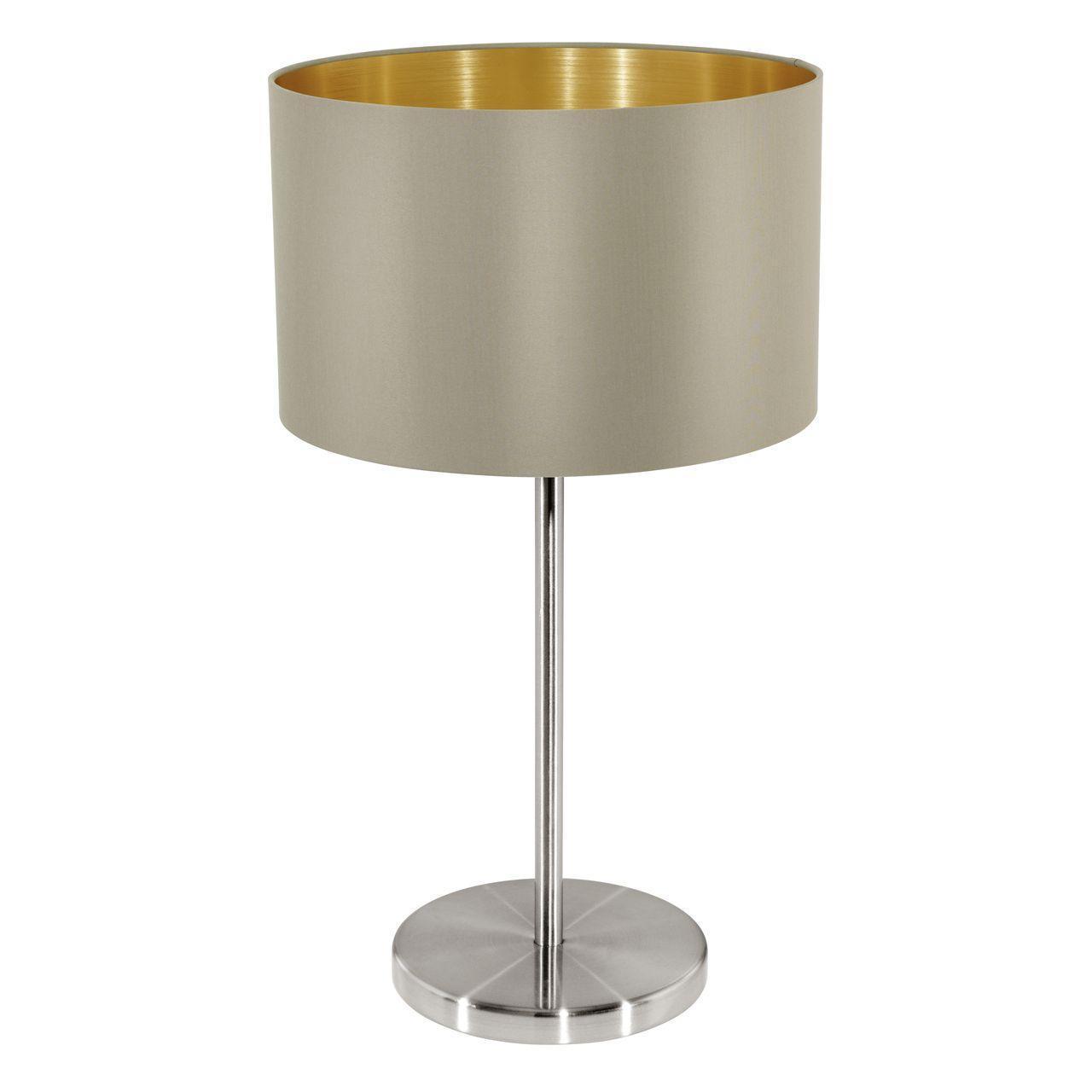 Настольная лампа Eglo Maserlo 31629 eglo настольная лампа декоративная maserlo