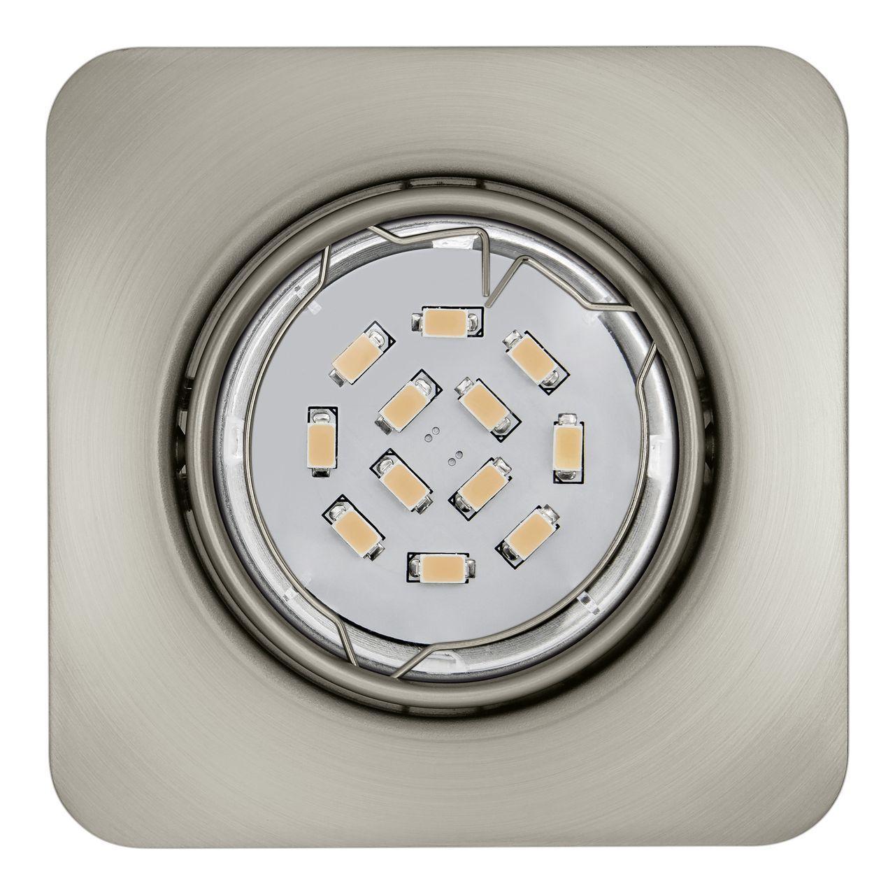 Встраиваемый светильник Eglo Peneto 94268 eglo встраиваемый светильник eglo peneto 94239