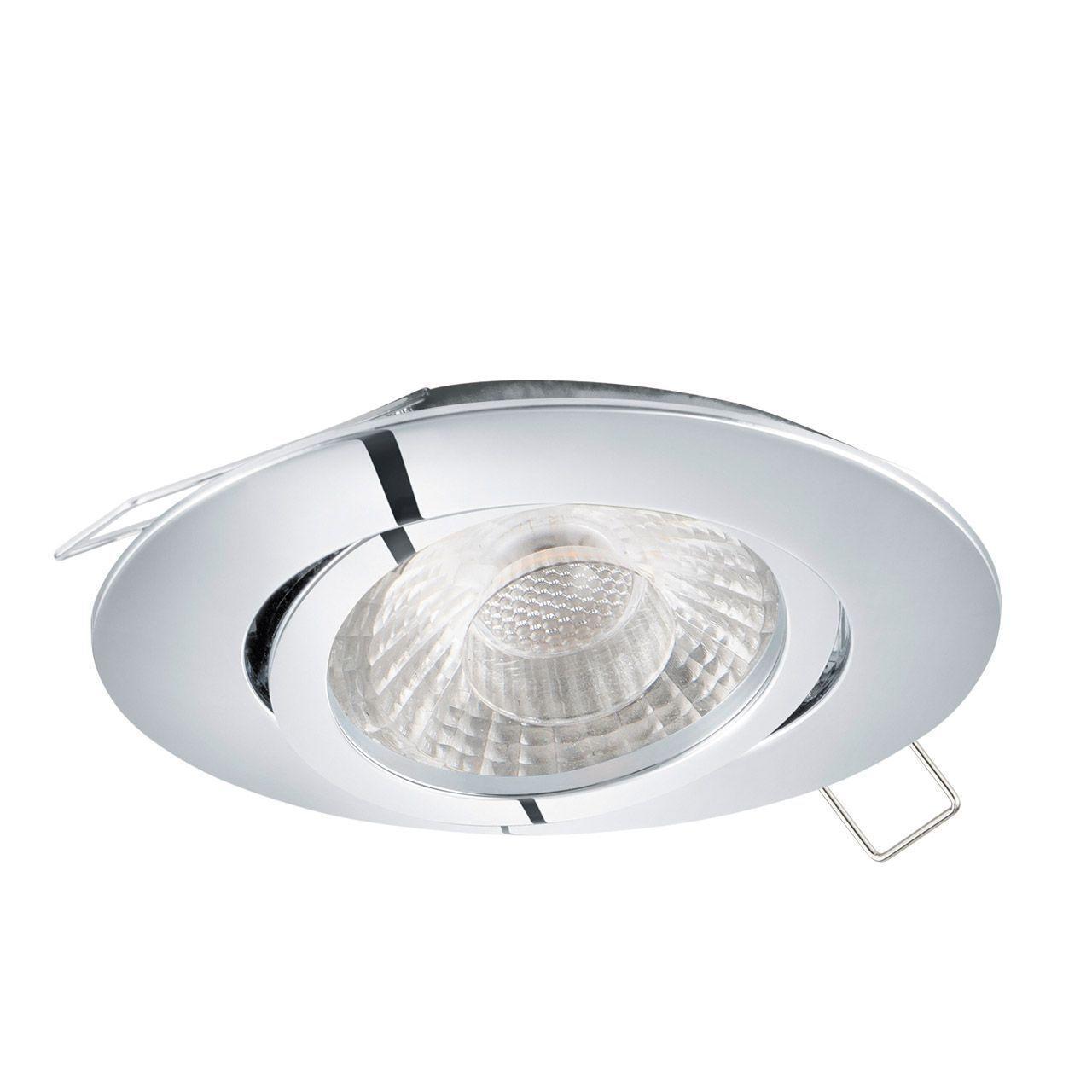 Встраиваемый светодиодный светильник Eglo Tedo 1 95355 встраиваемый светодиодный светильник eglo tedo 1 95356