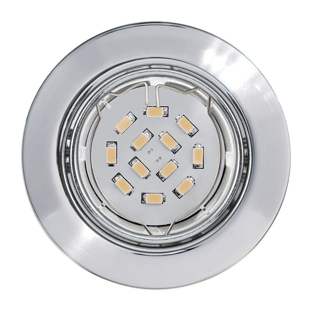 Встраиваемый светильник Eglo Peneto 94241 eglo встраиваемый светильник eglo peneto 94239