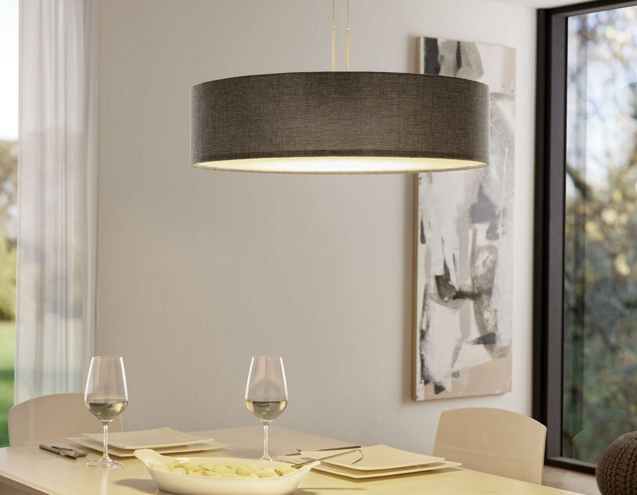 Подвесной светодиодный светильник Eglo Romao 2 95339 eglo подвесной светильник eglo truro 2 49387