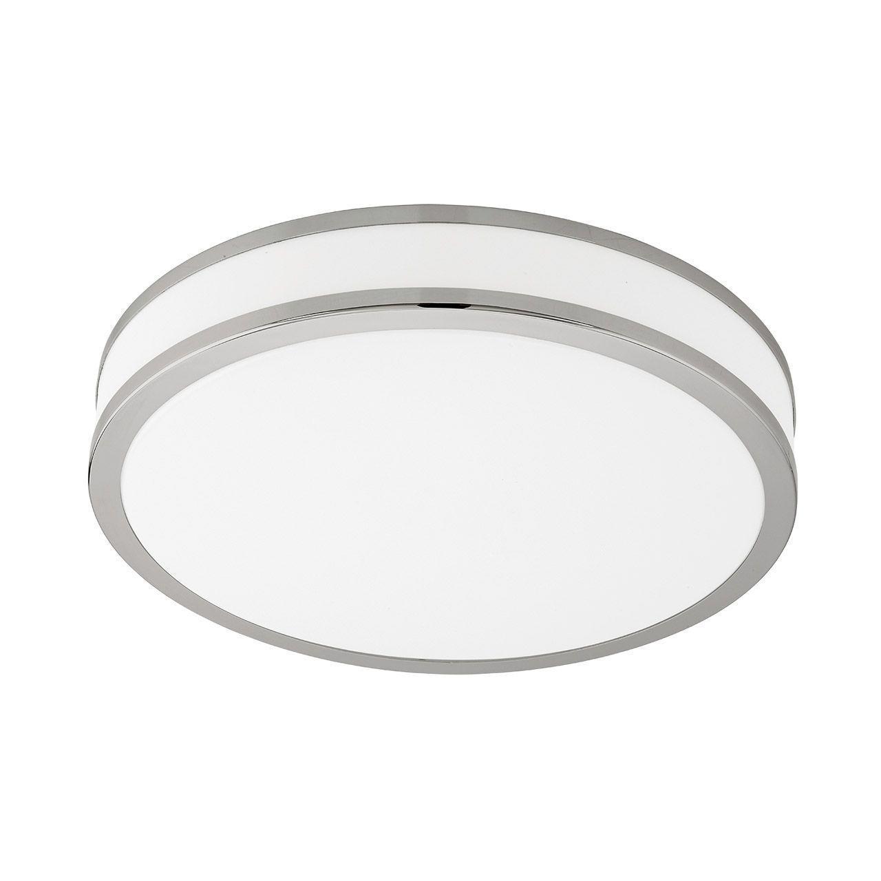 Потолочный светодиодный светильник Eglo Palermo 3 95685 потолочный светодиодный светильник eglo led palermo 94998